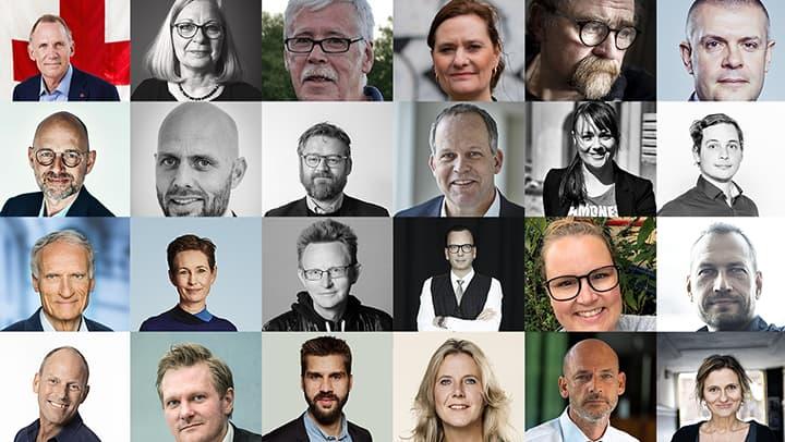 Hvem er disse 24 kvinder og mænd?