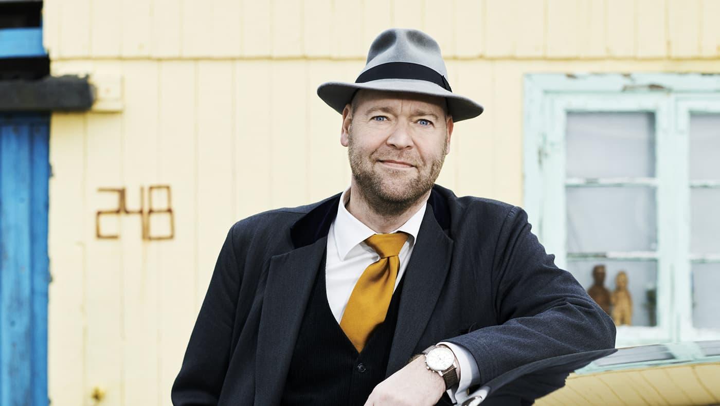 Anders Fogh Jensen.