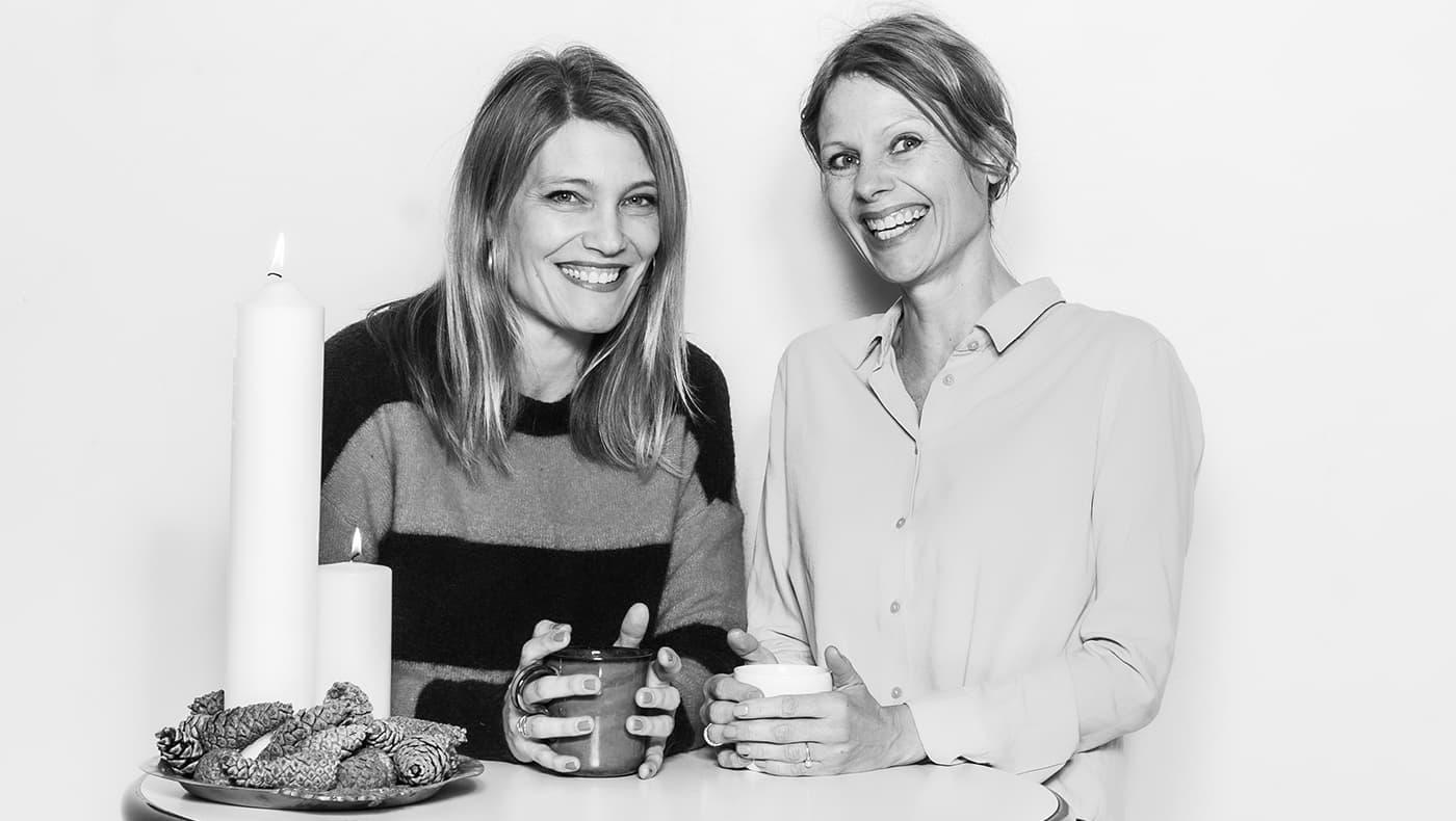 Lotte Andersen og Maja Haack.