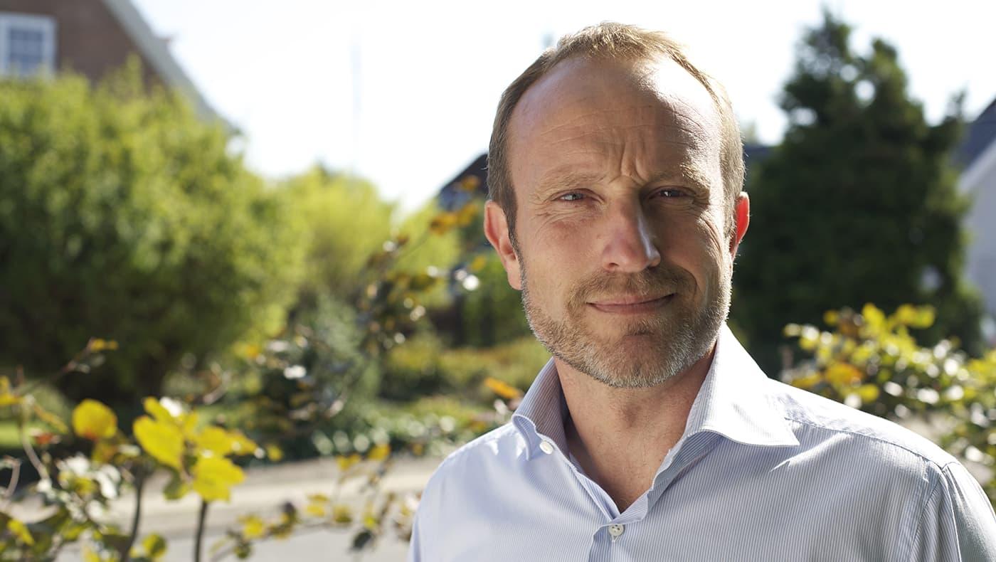 Martin Lidegaard.