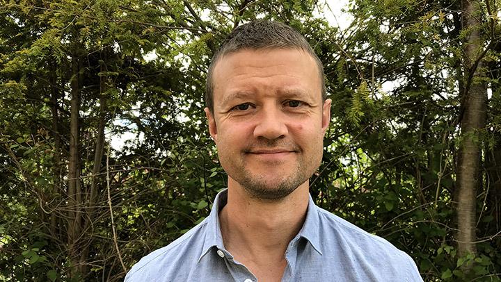 Job- og socialchef i Solrød Kommune, Jens Folman.