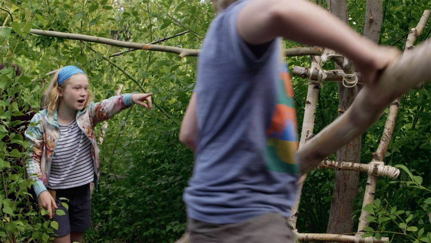 Still fra filmen 'Genopdagelsen'.