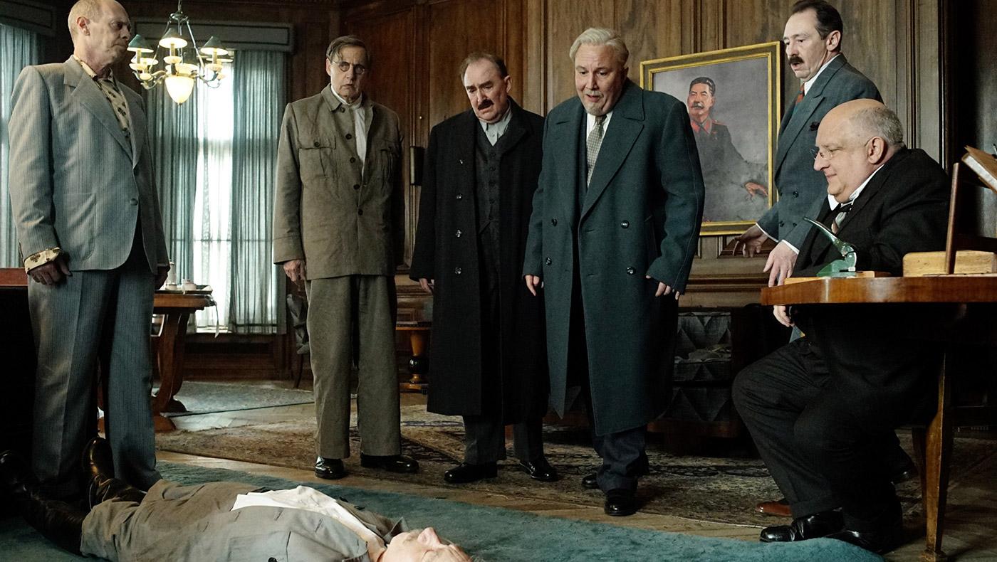 Still fra filmen 'Stalins død'.