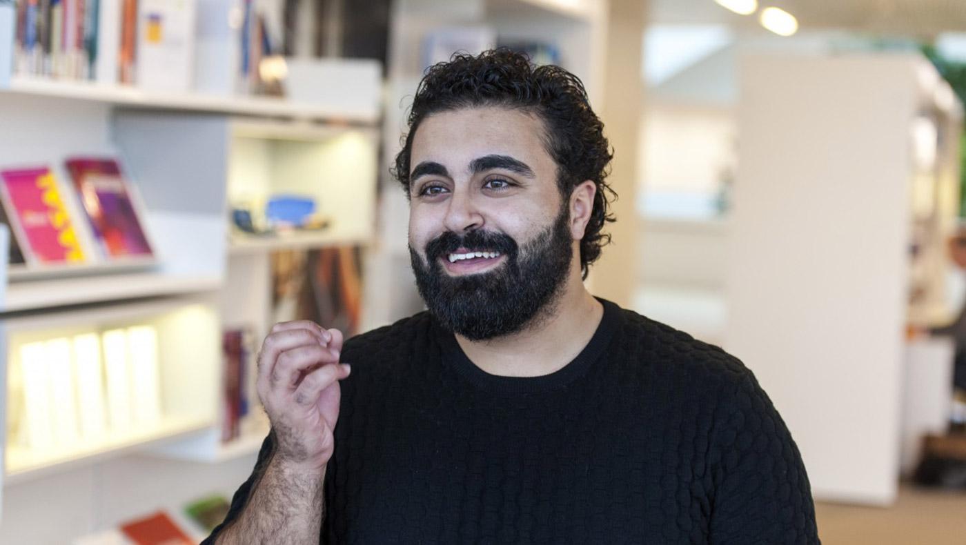 Ahmad Mahmoud.