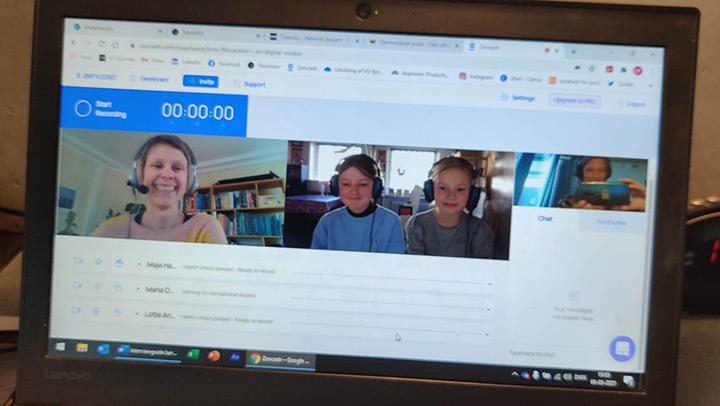 Dannelse og fritidspædagogik i en digital tidsalder