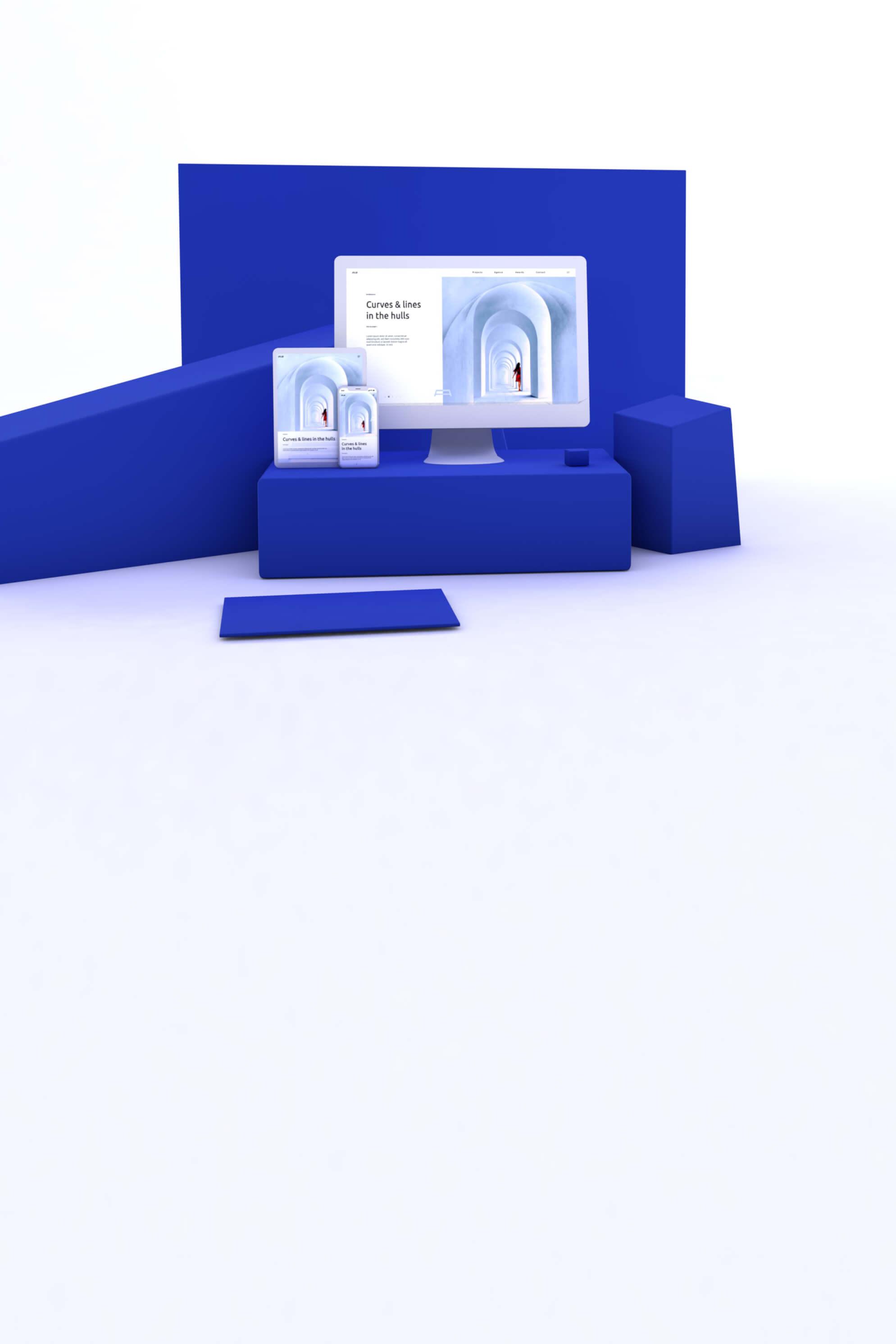 présentation du pack création de site internet, site e-commerce à Bordeaux.