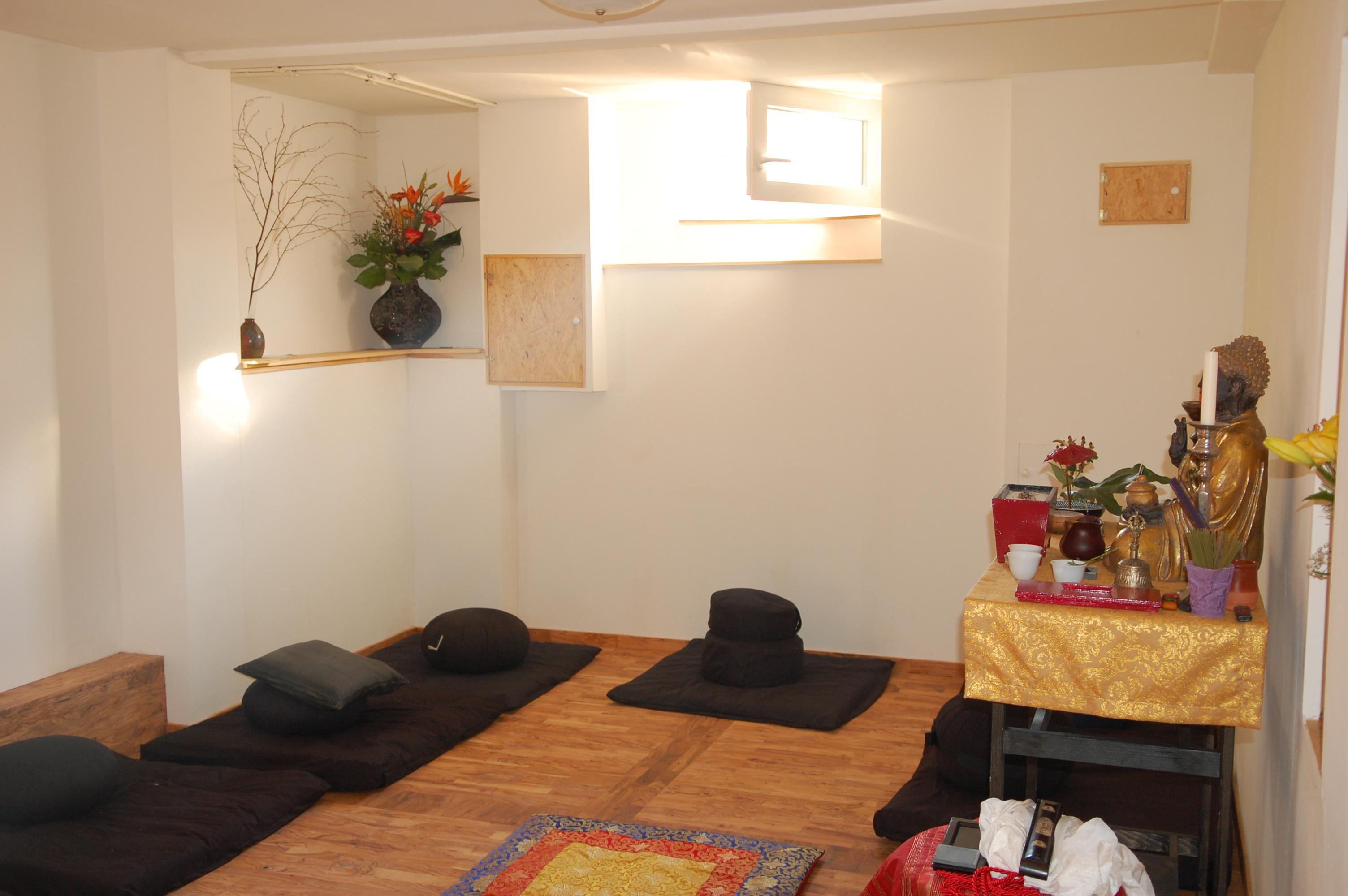 zen zazen zendo meditation buddhidmus viernheim