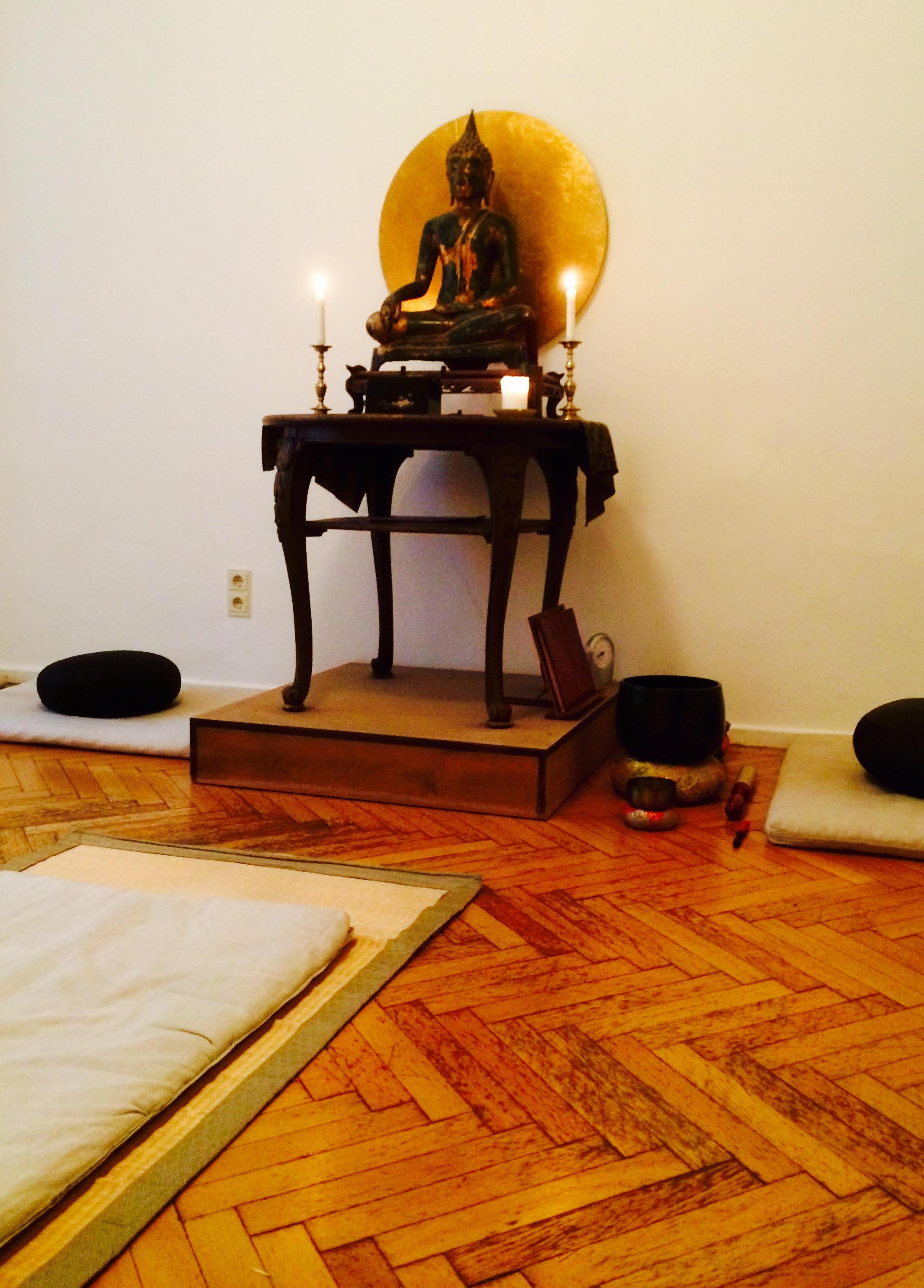 zen zazen meditation buddhismus zendo