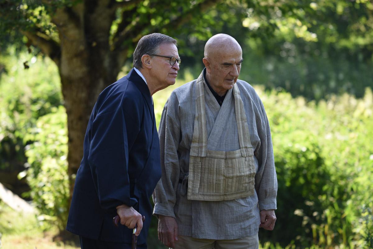zen zazen meditation dharma sangha johanneshof buddhismus schwarzwald zentatsu ryuten Richard Baker Roshi Paul Rosenblum