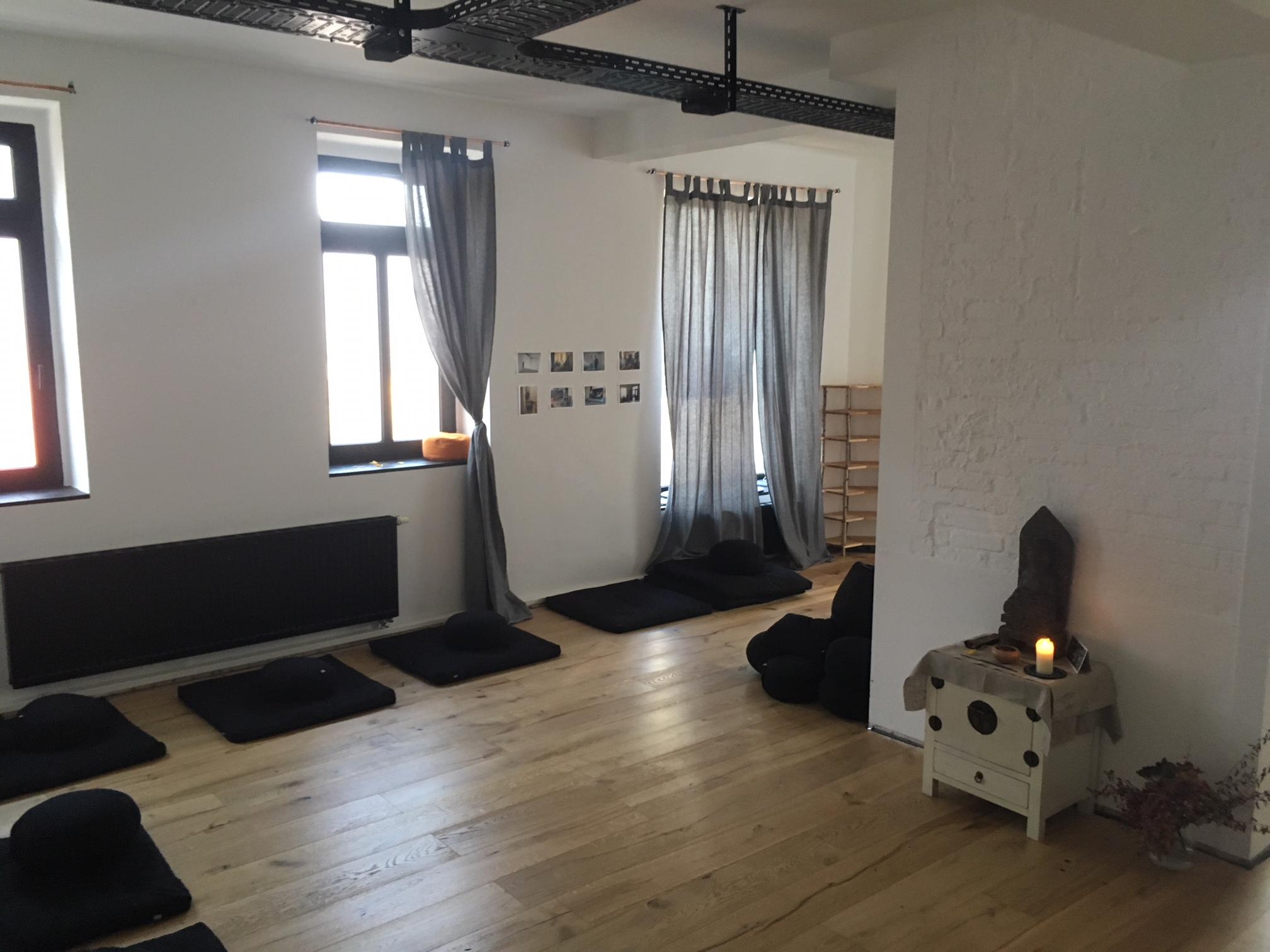 Zen lab zazen zen meditation buddhismus