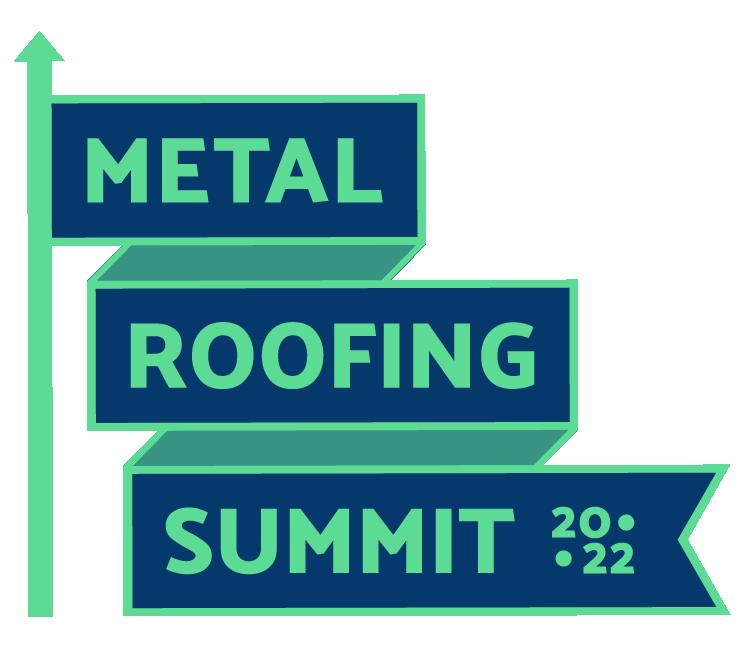 Metal Roofing Summit Logo 2020
