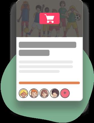Skapa en insamlingssida