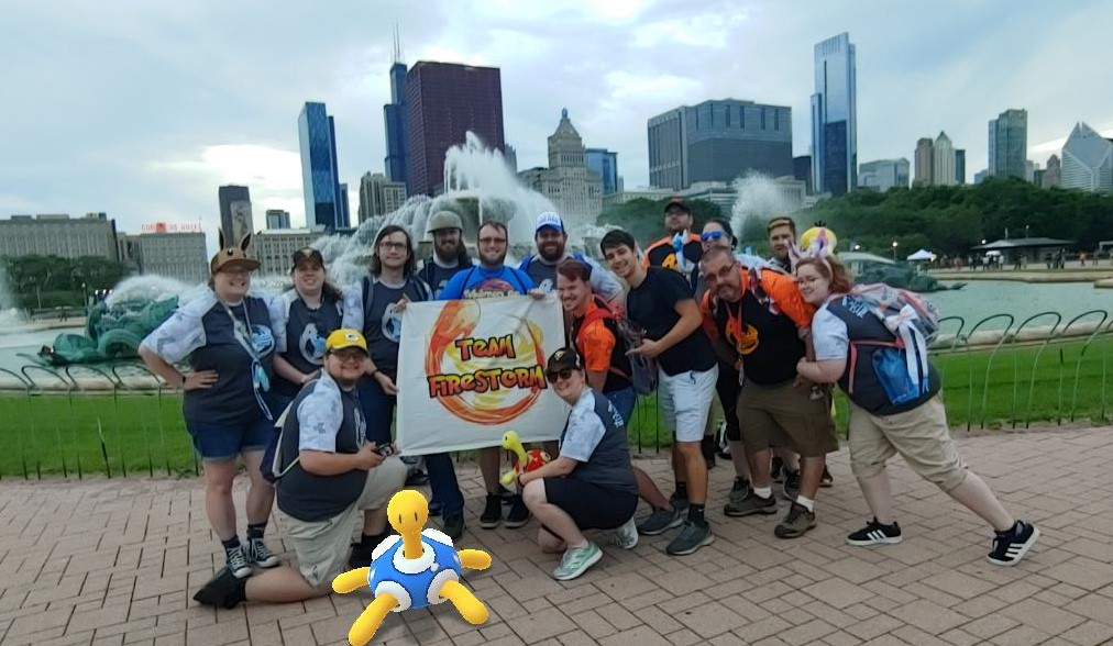 Pittsburgh Pokemon Go Players visiting Chicago for Go Fest 2019