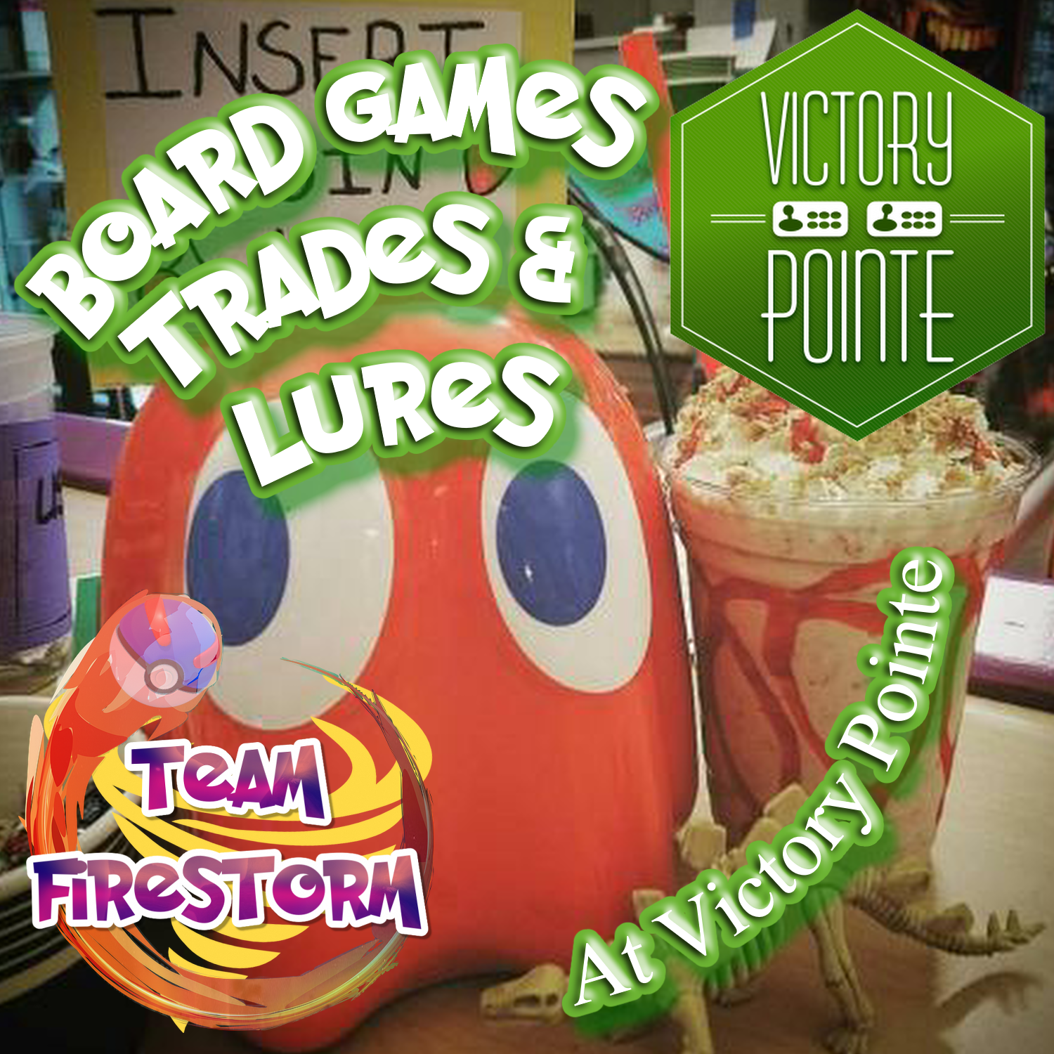Board Games & Lures at Victory Pointe