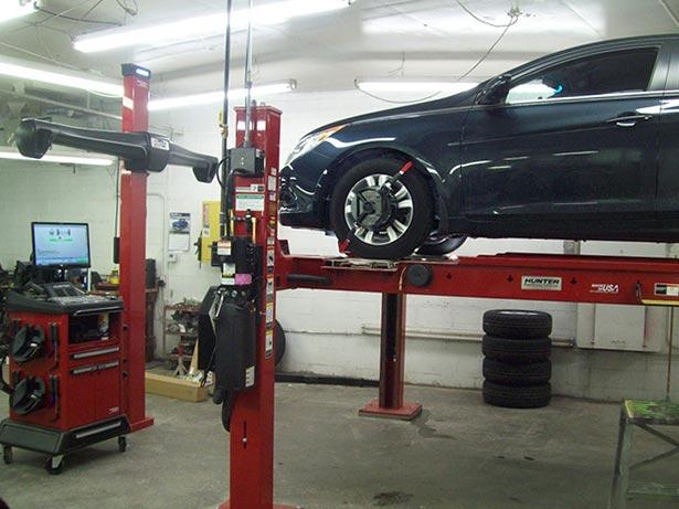 Auto body repairs for Mt. Zion, IL