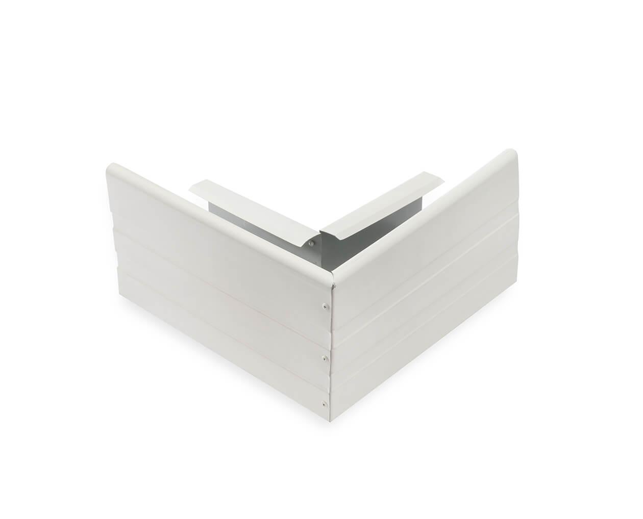 external gutter mitre