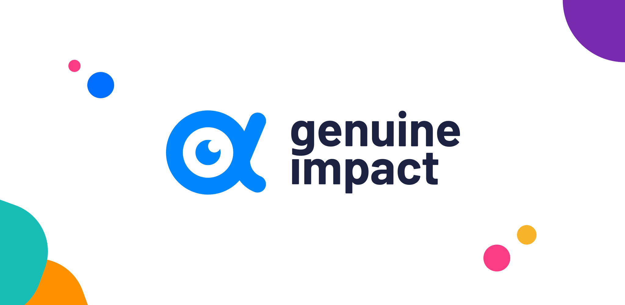 A New Look For Genuine Impact