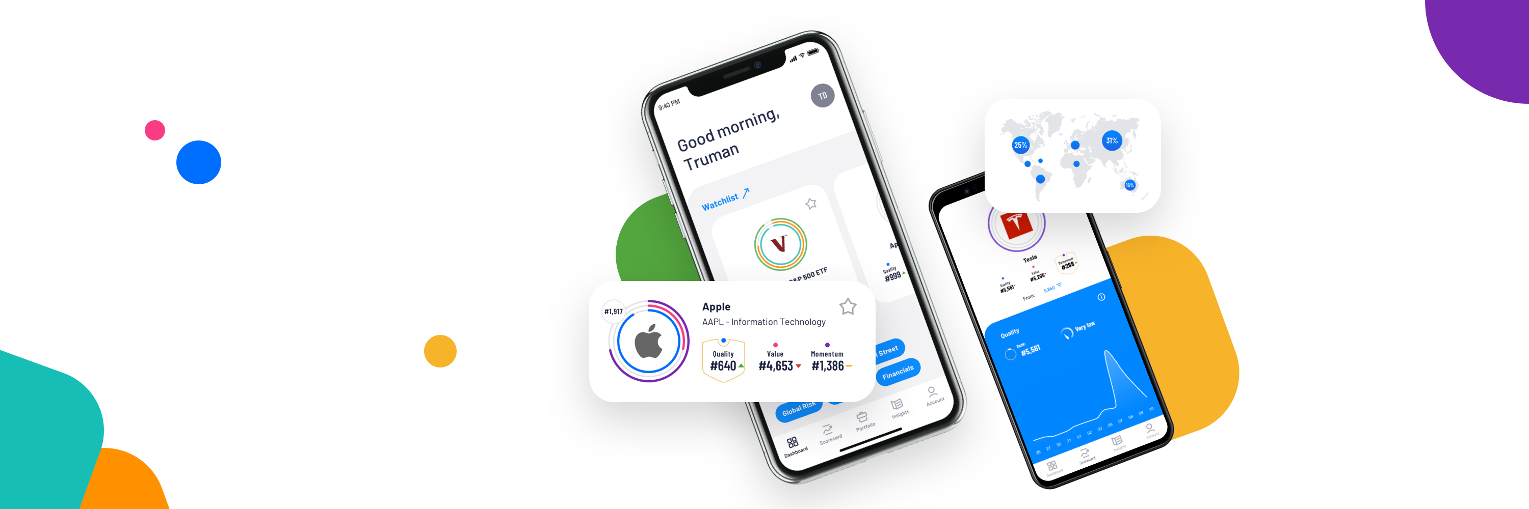 Genuine Impact: launching our new app for long term investors