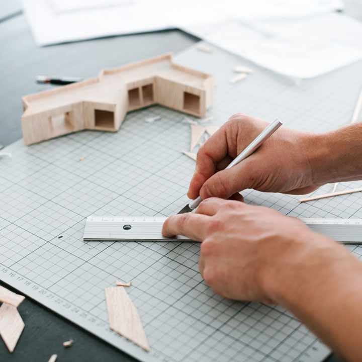We get the most out of your space and build every part with the highest standards in our workshop