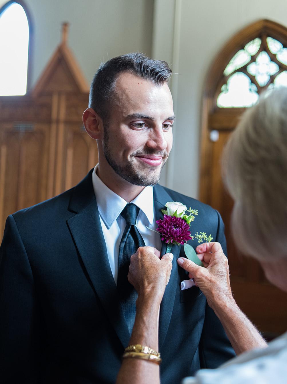 Pittsburgh Wedding Photographer Sheraton St Pauls Cathedral