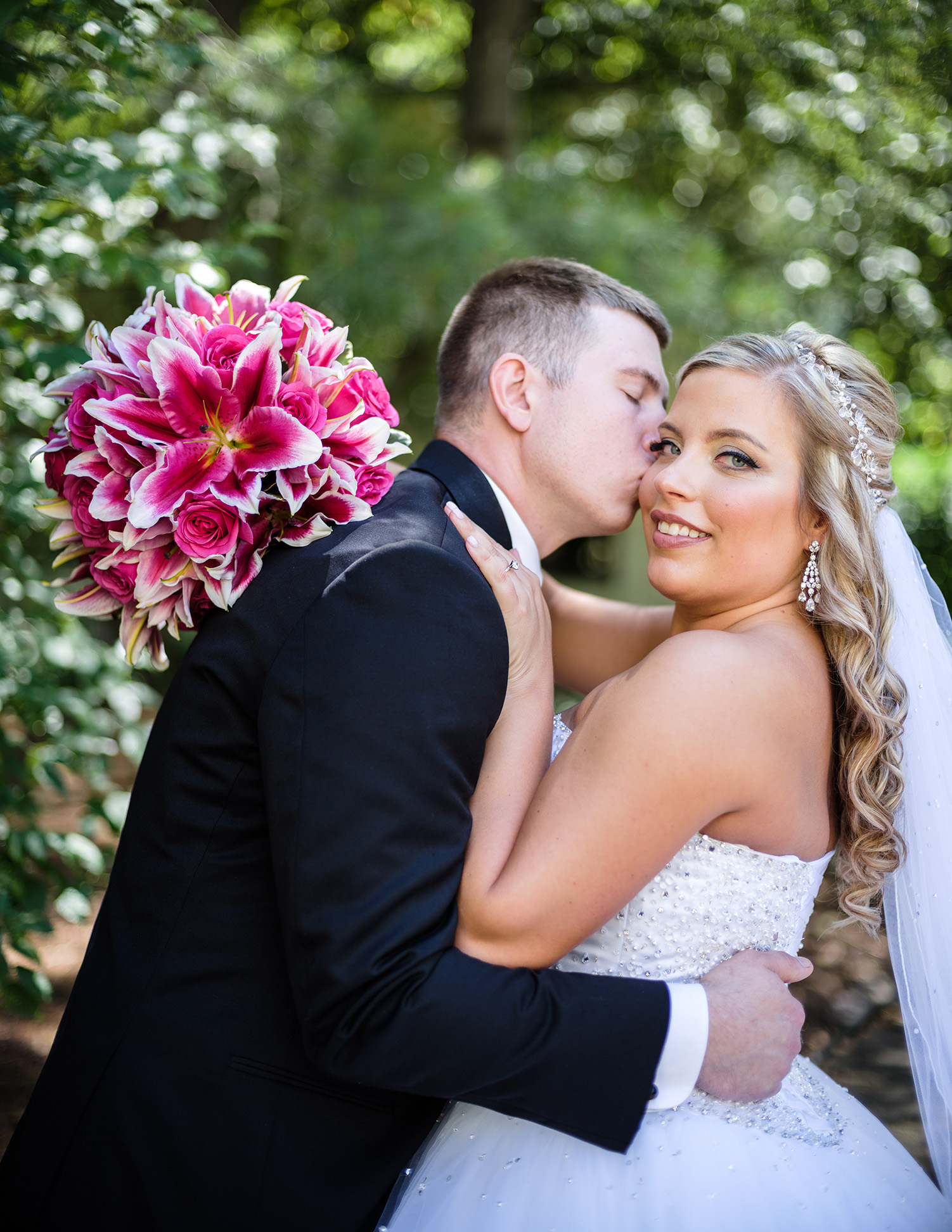 Pittsburgh Wedding Photographer Marriott Airport