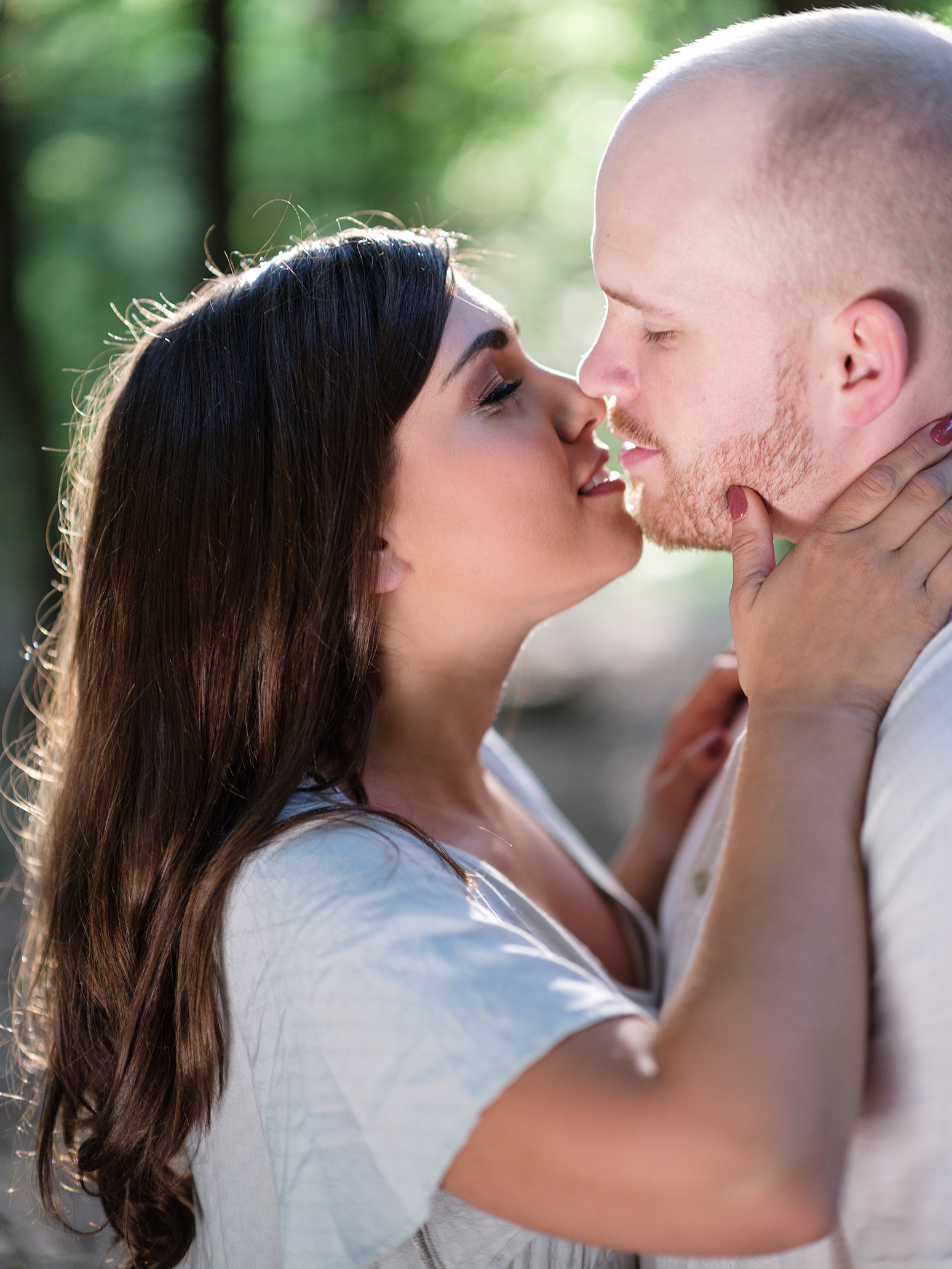 Pittsburgh Engagement Photographer Linn Run