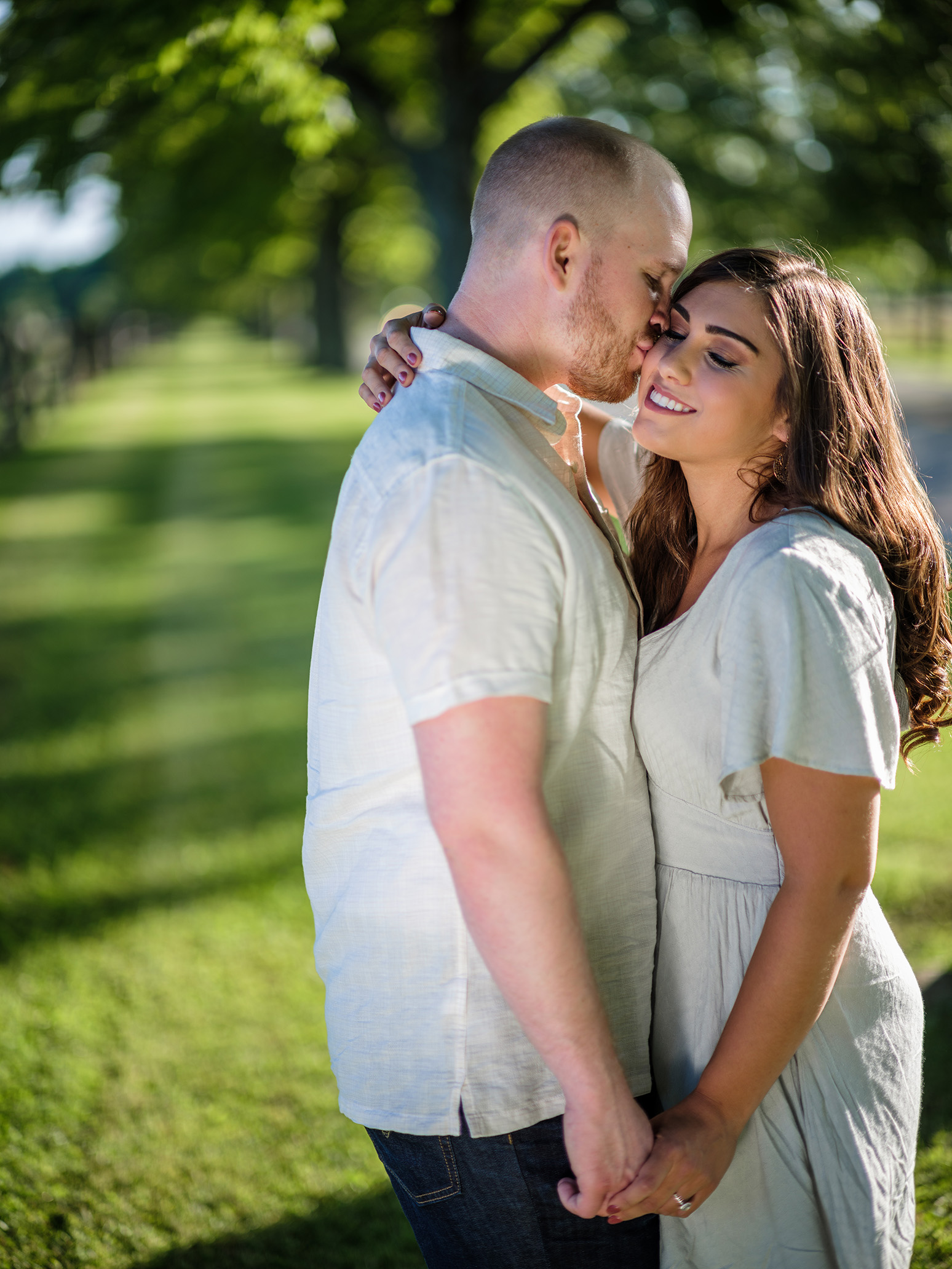 Pittsburgh Engagement Photographer Ligonier