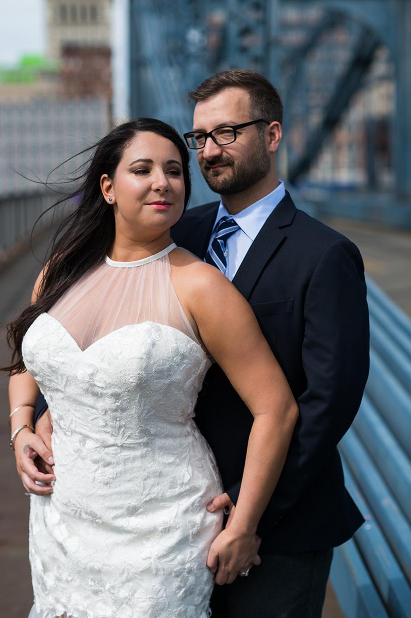 Pittsburgh Wedding Photographer Gateway Clipper