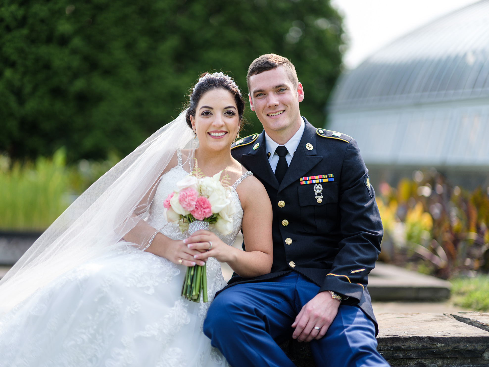 Pittsburgh Wedding Photographer Soldiers & Sailors