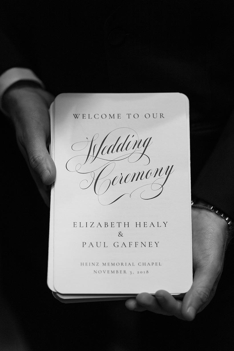 Pittsburgh Wedding Photographer Omni William Penn
