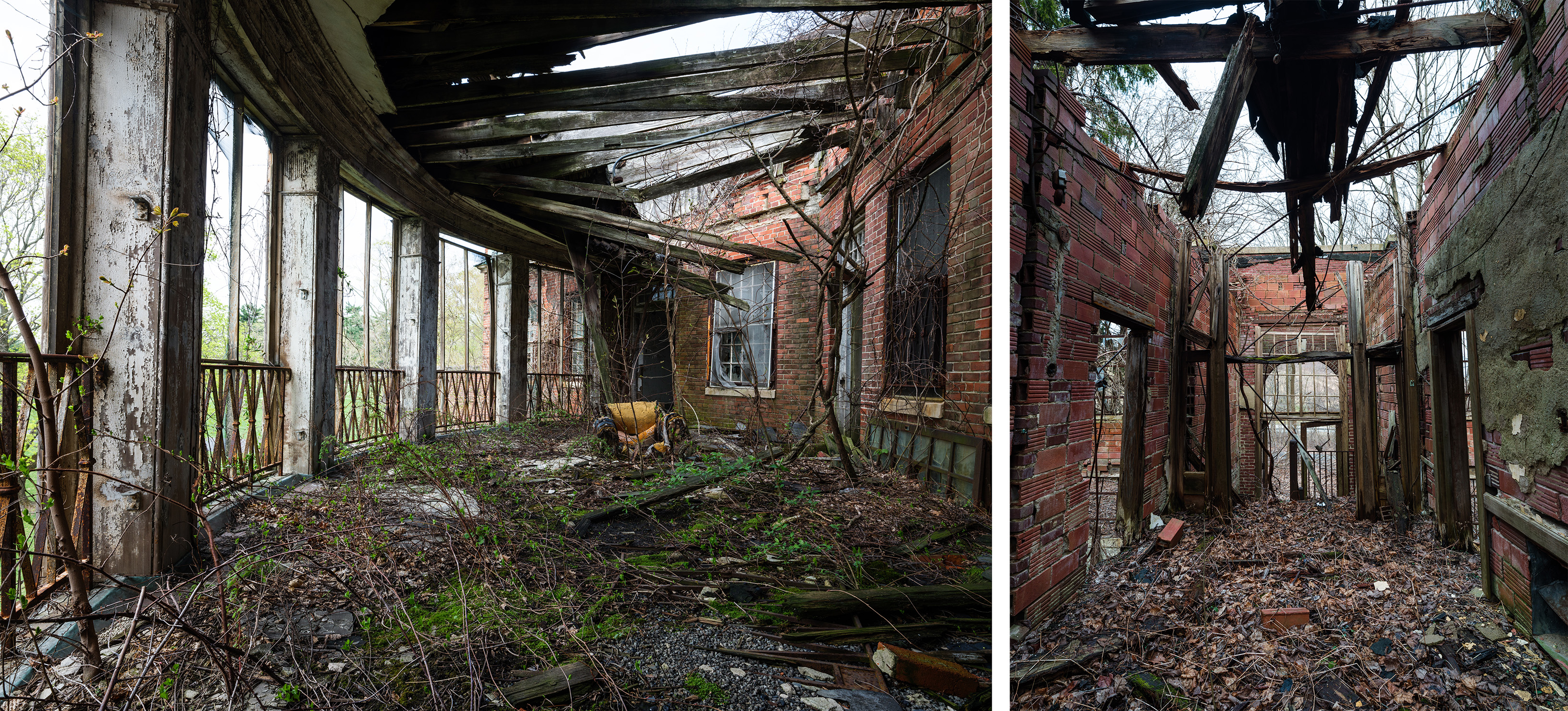 Urbex Landscape Fine Art Pittsburgh Photographer