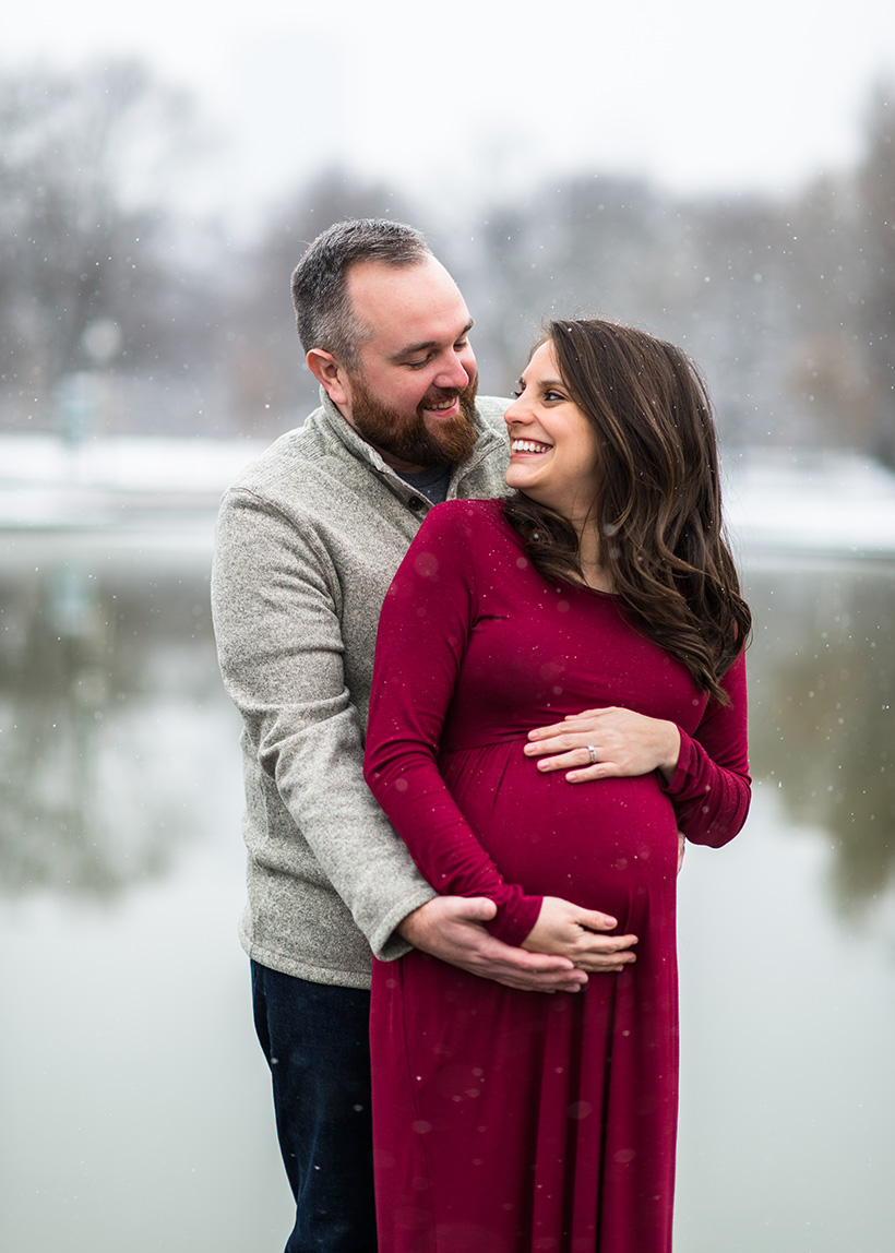 Pittsburgh Photographer Maternity Photography