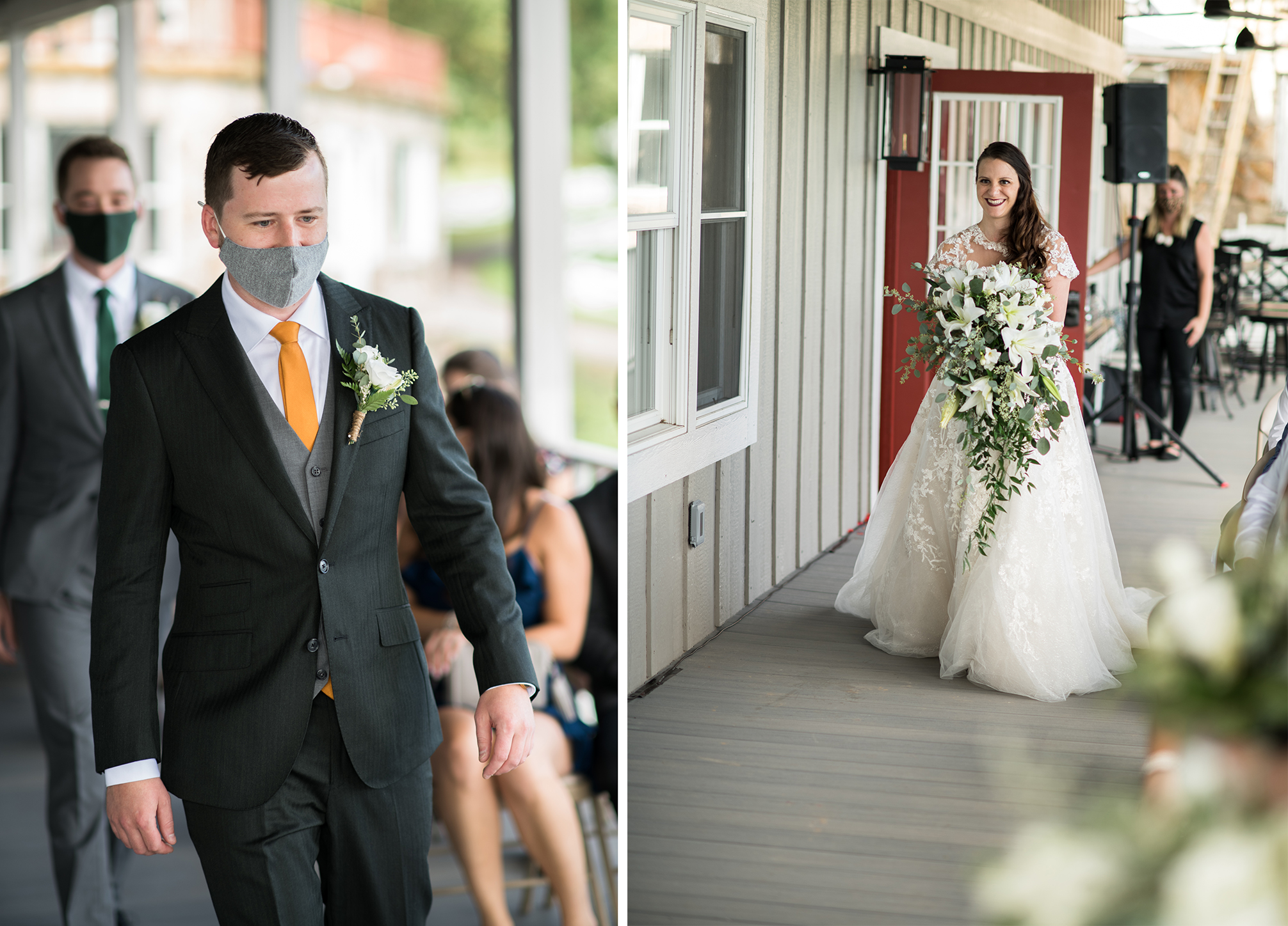 Pittsburgh Wedding Photographer Deep Creek