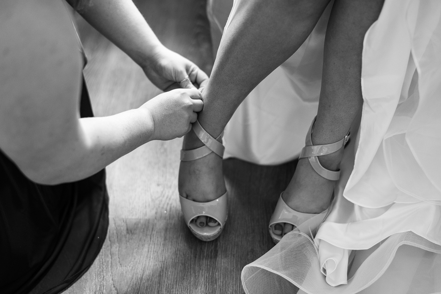 Pittsburgh Wedding Photographer Deep Creek Shoes
