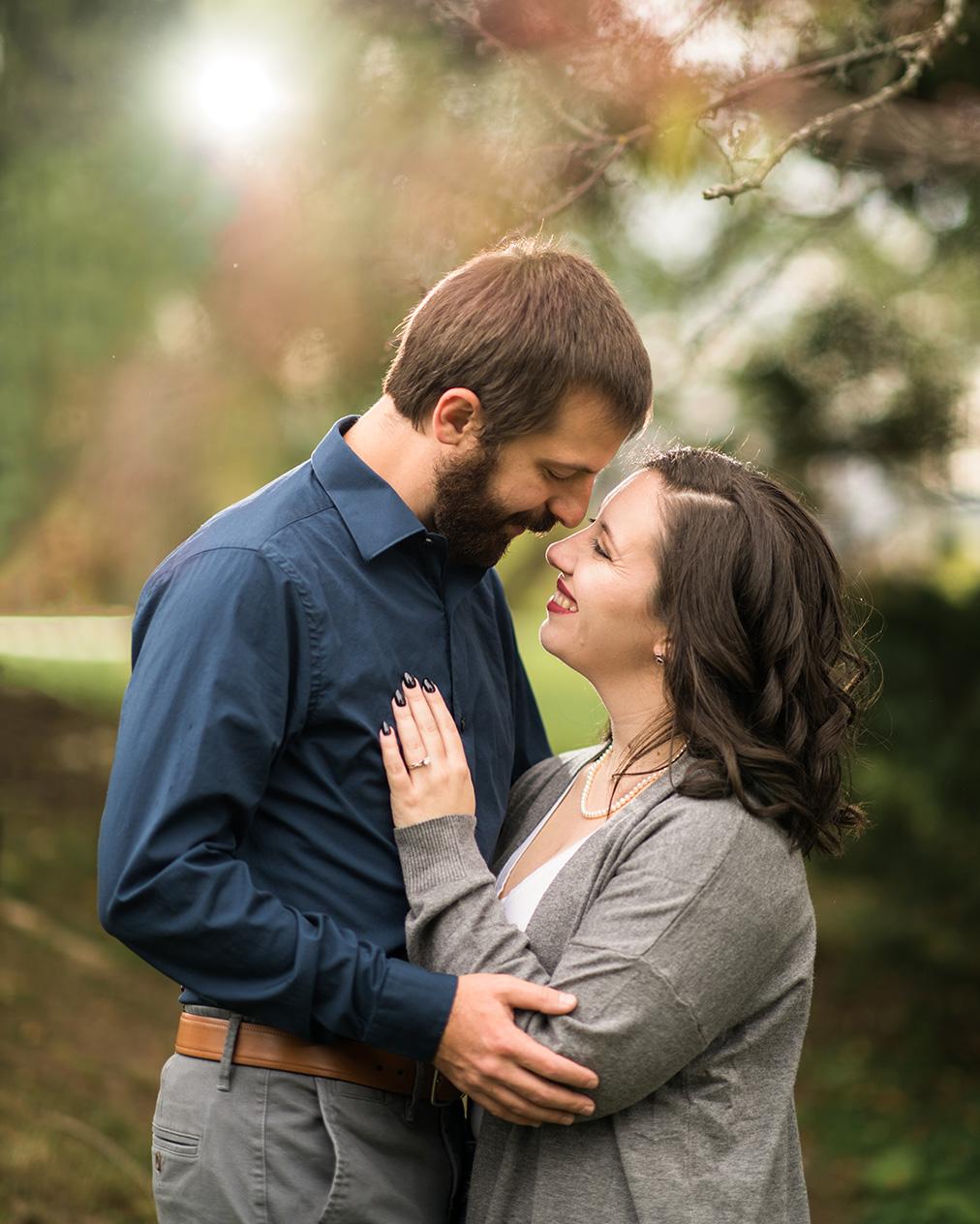 Pittsburgh Wedding Engagement Photographer
