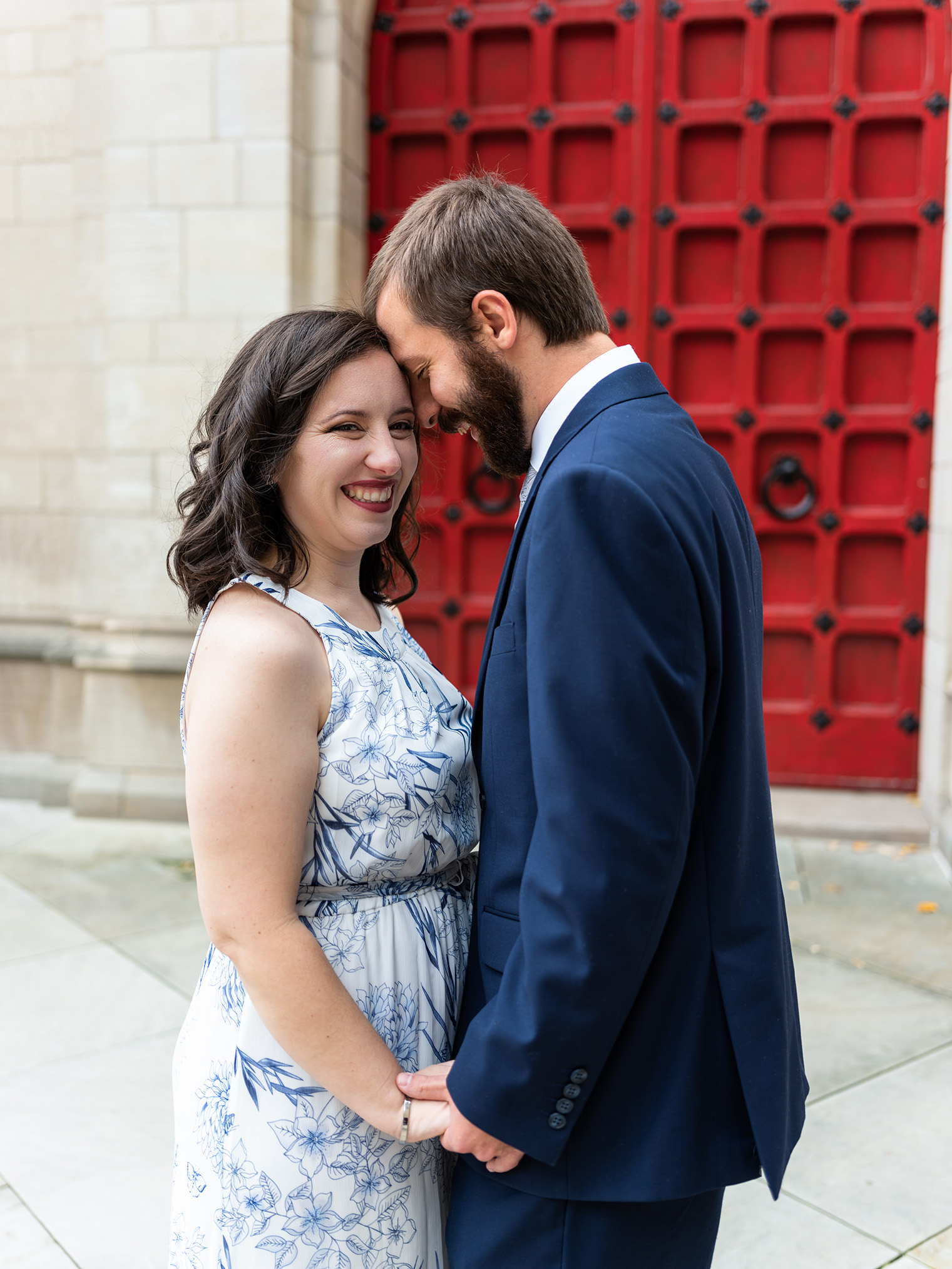 Pittsburgh Engagement Photographer Oakland