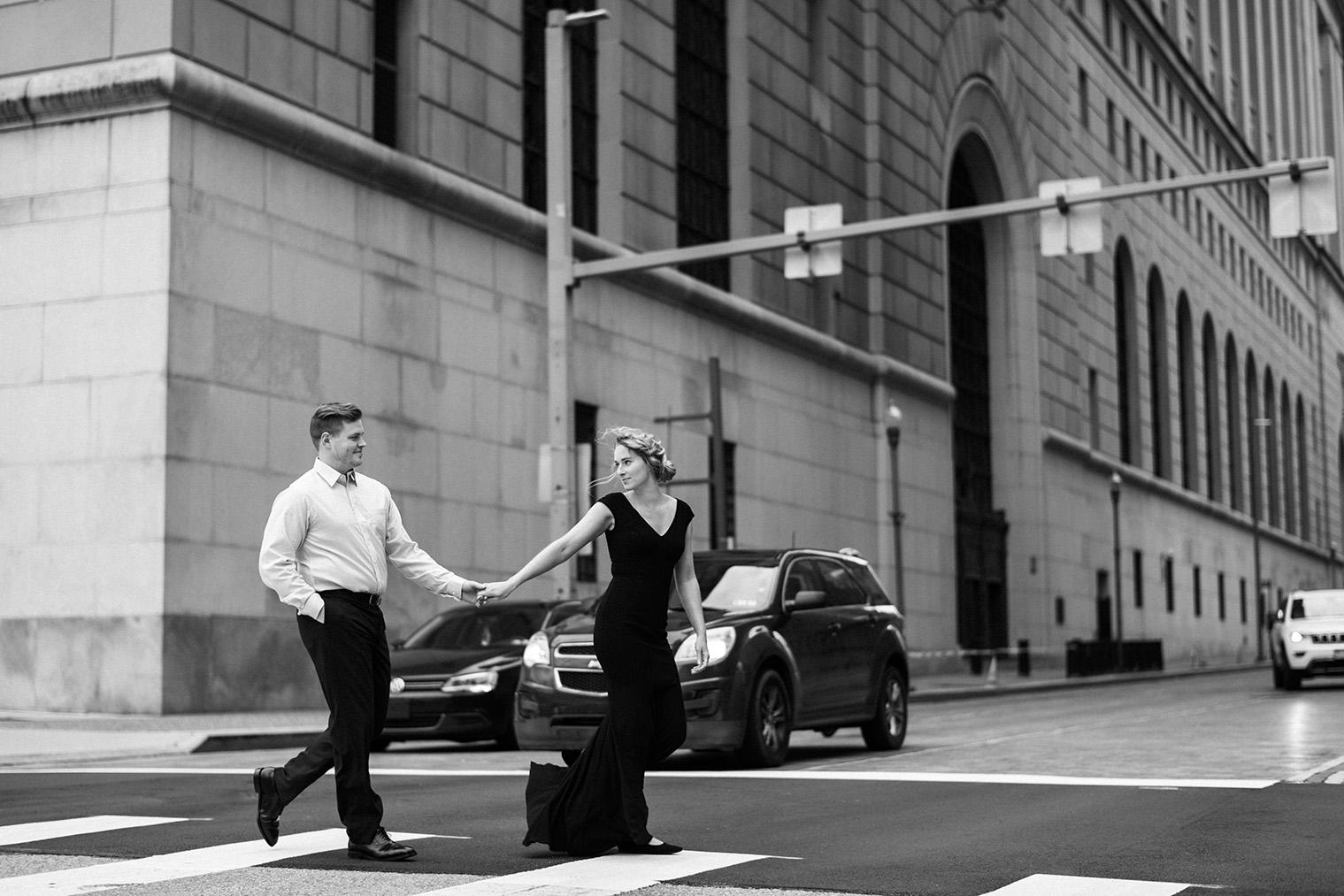 Pittsburgh Engagement Photographer Pennsylvanian