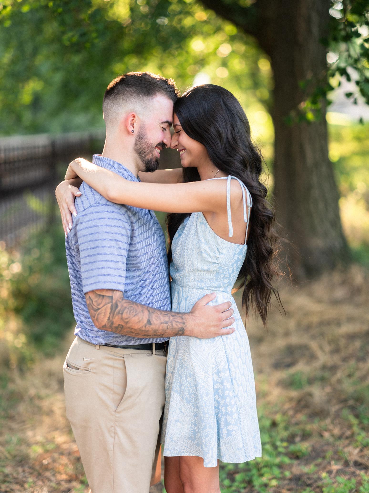 Pittsburgh Engagement Photographer