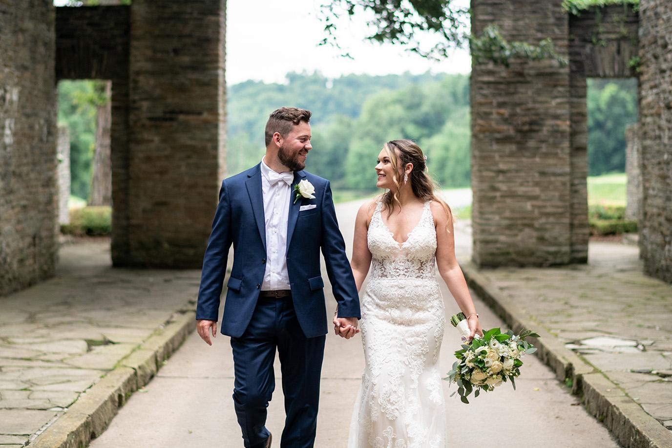 Pittsburgh Wedding Photography Longue Vue Club
