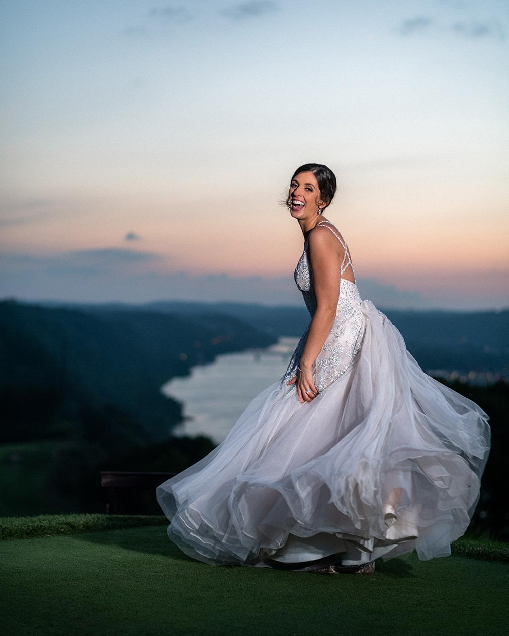 Pittsburgh Wedding Photographer Longue Vue Club