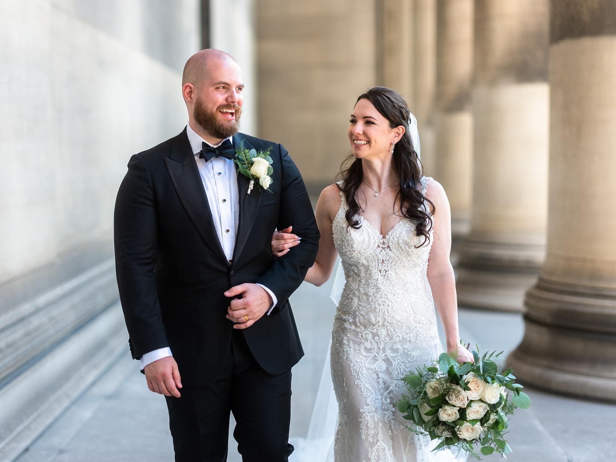 Pittsburgh Wedding Photographer Carnegie Science Center