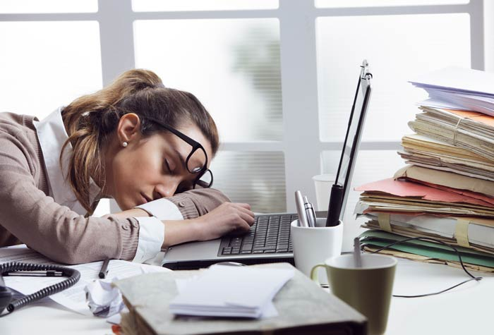 Stress is leading to burnout at work