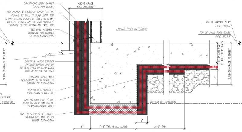 concrete slab durability building science lg squared