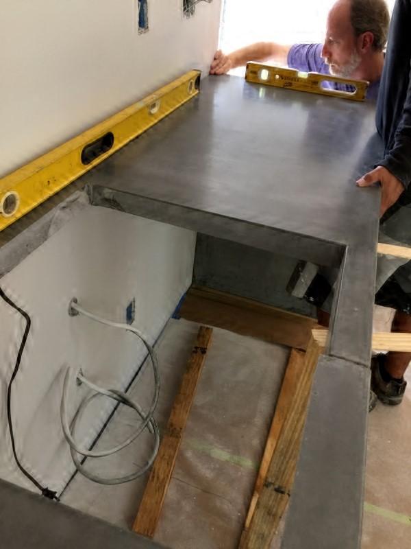 DIY kitchen tiny house