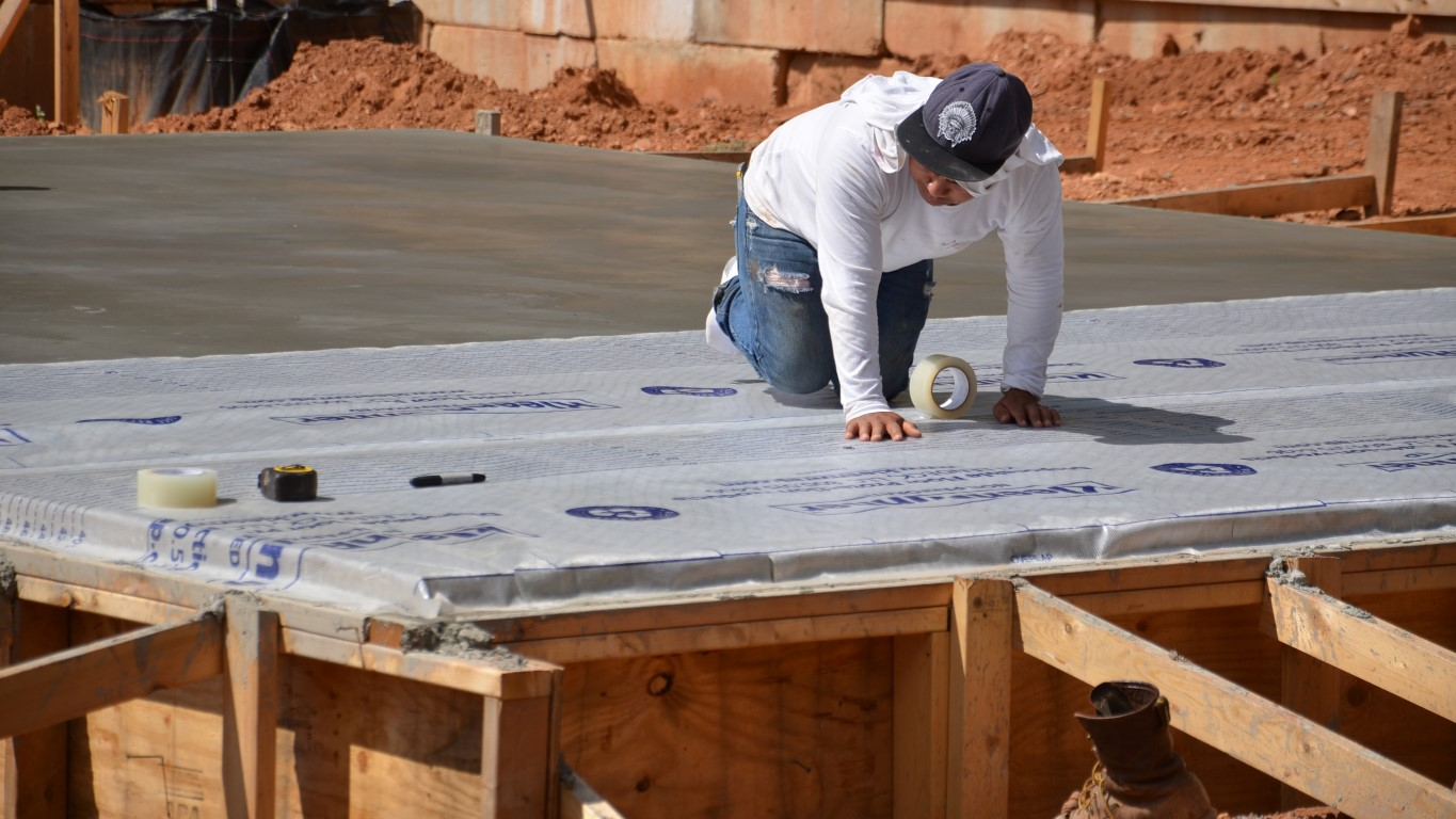 Building a Concrete Slab to Last Forever