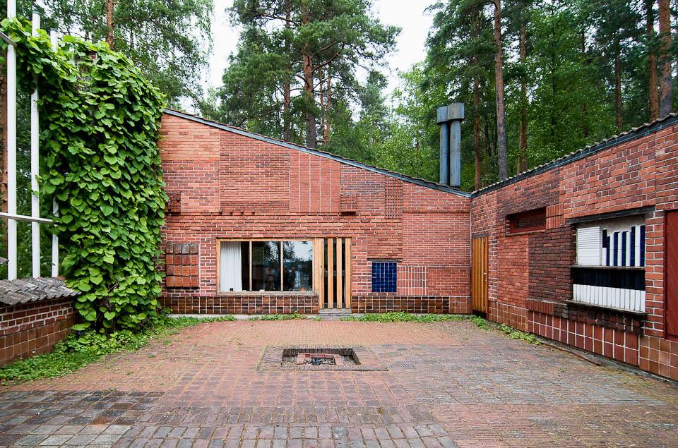 experimental house aalto