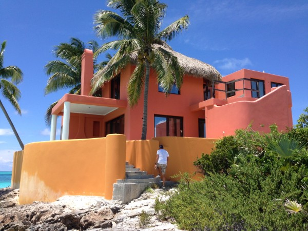Designing Air Conditioning Bahamas Island House