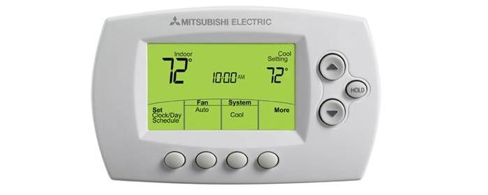 Mitsubishi Honeywell MHK 1 Controller for Mini-Splits