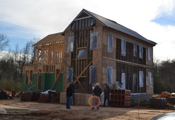 Preserving Historic Home with Building Science Molette House LG Squared Inc