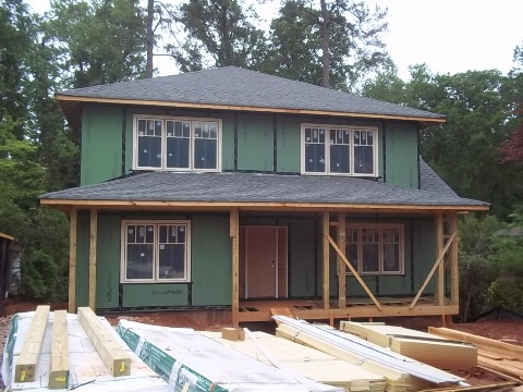 Atlanta Arlene Dean Home Decatur ZIP System R Sheathing LG Squared, Inc.